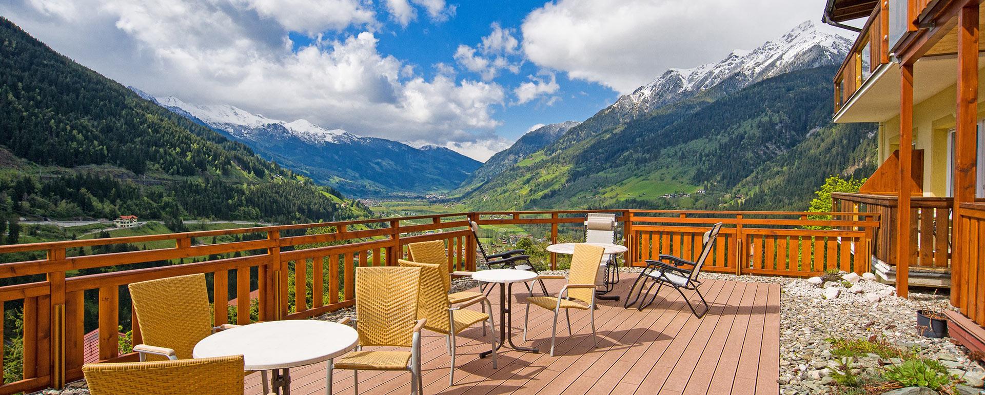 Panoramahotel Alpenblick Bad Gastein