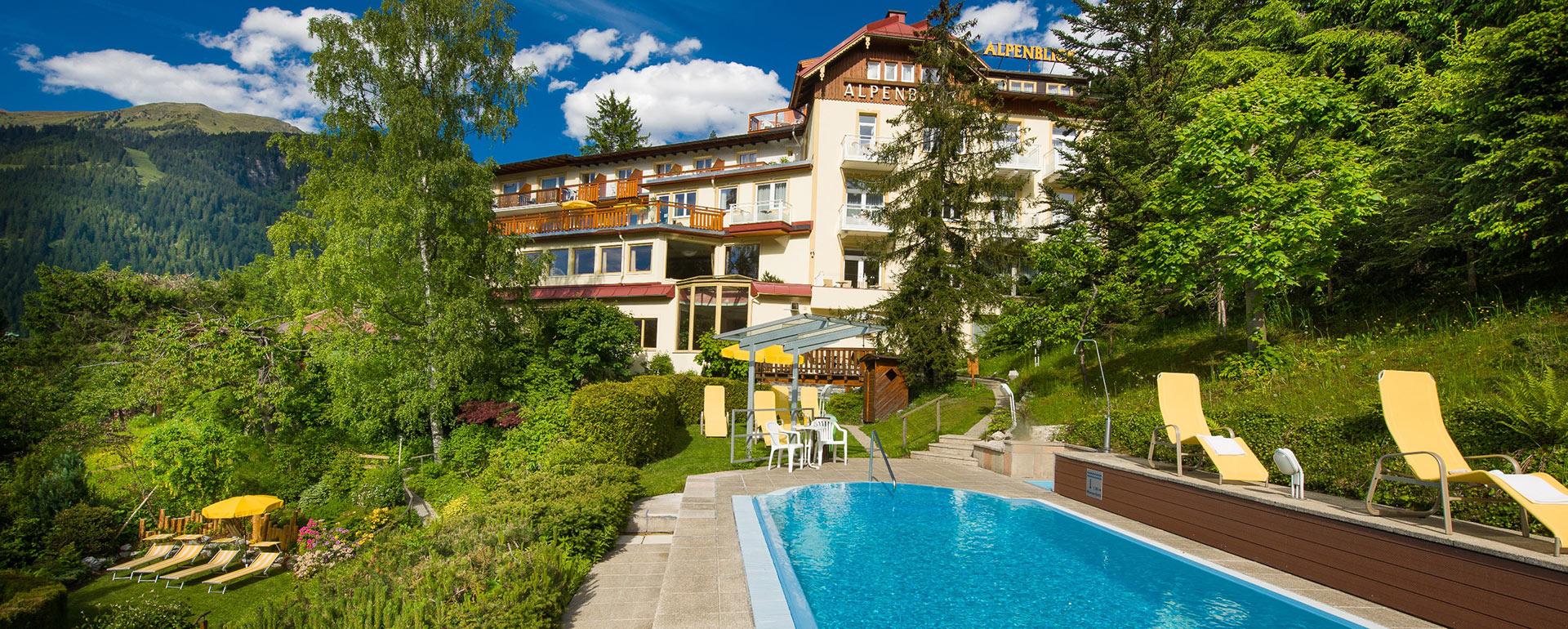 Panoramahotel Alpenblick