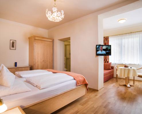 Panoramazimmer Hotel Alpenblick