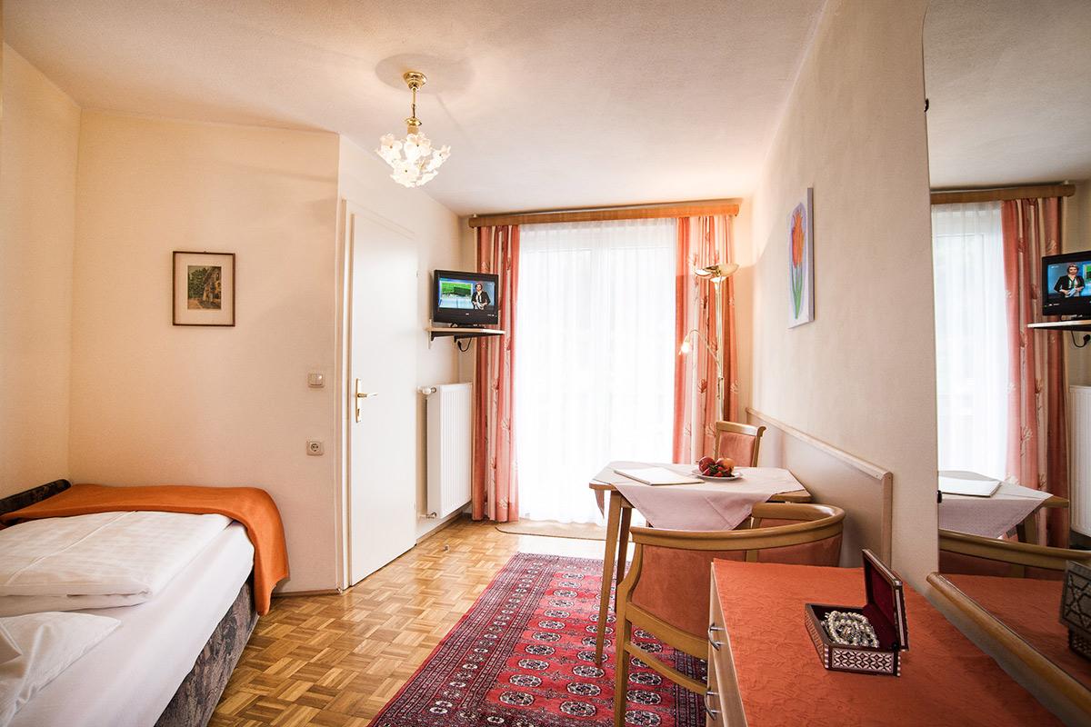 Einzelzimmer Hotel Alpenblick