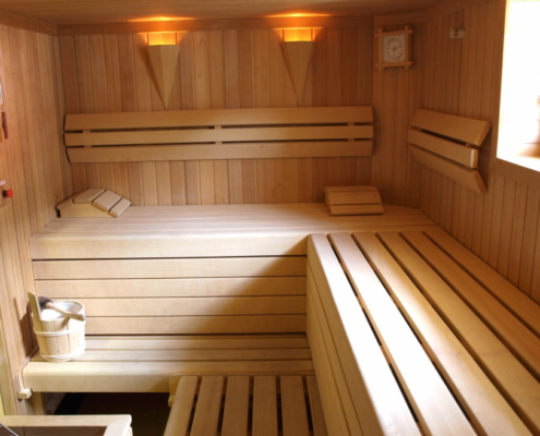 Sauna Alpenblick