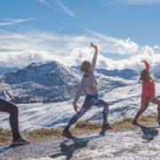 Yogaherbst in Bad Gastein