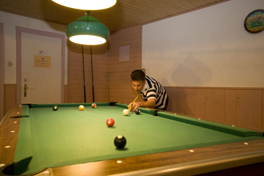 Hotel Alpenblick Billiard