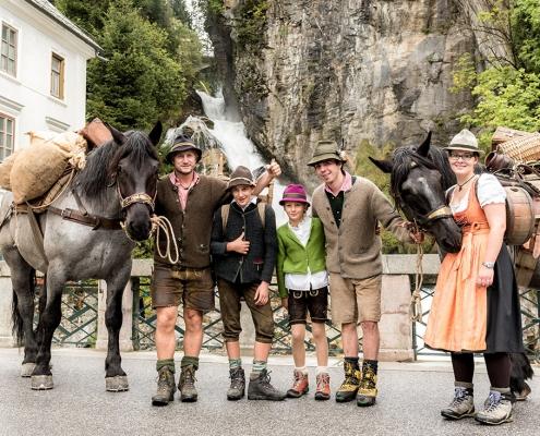 Bad Gastein Erntedankfest
