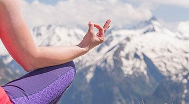 Yoga Pauschalen Hotel Alpenblick Bad Gastein
