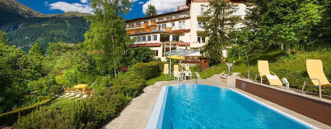 Hotel Alpenblick Bad Gastein Urlaub
