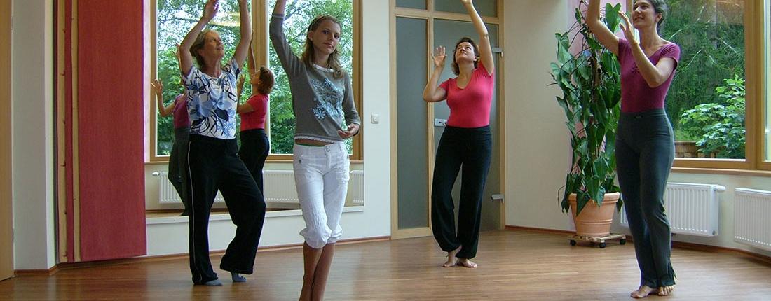 Tanz Bewegung Fitness Hotel Alpenblick Bad Gastein