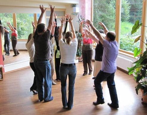 Bewegung Tanz Fitness Hotel Alpenblick Bad Gastein