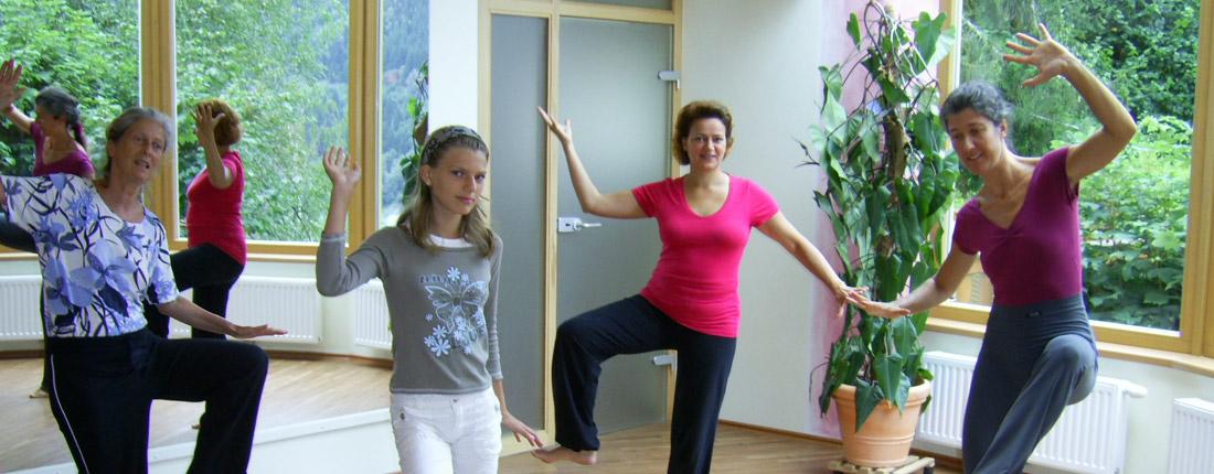 Harmony Dance Wandern Claudia Hirsch