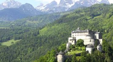 Burg Werfen Weng
