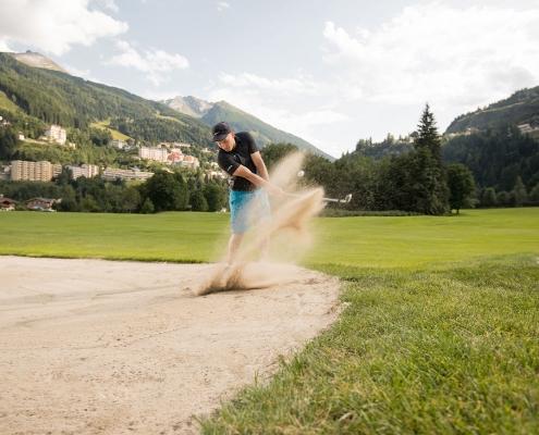 Golfen im Gasteiner Tal