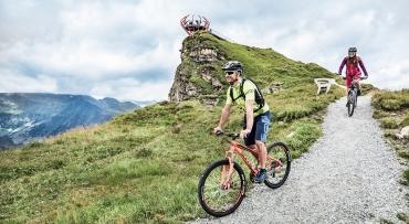 Mountainbiken im Gasteinertal