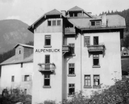 Hotel Alpenblick 1935