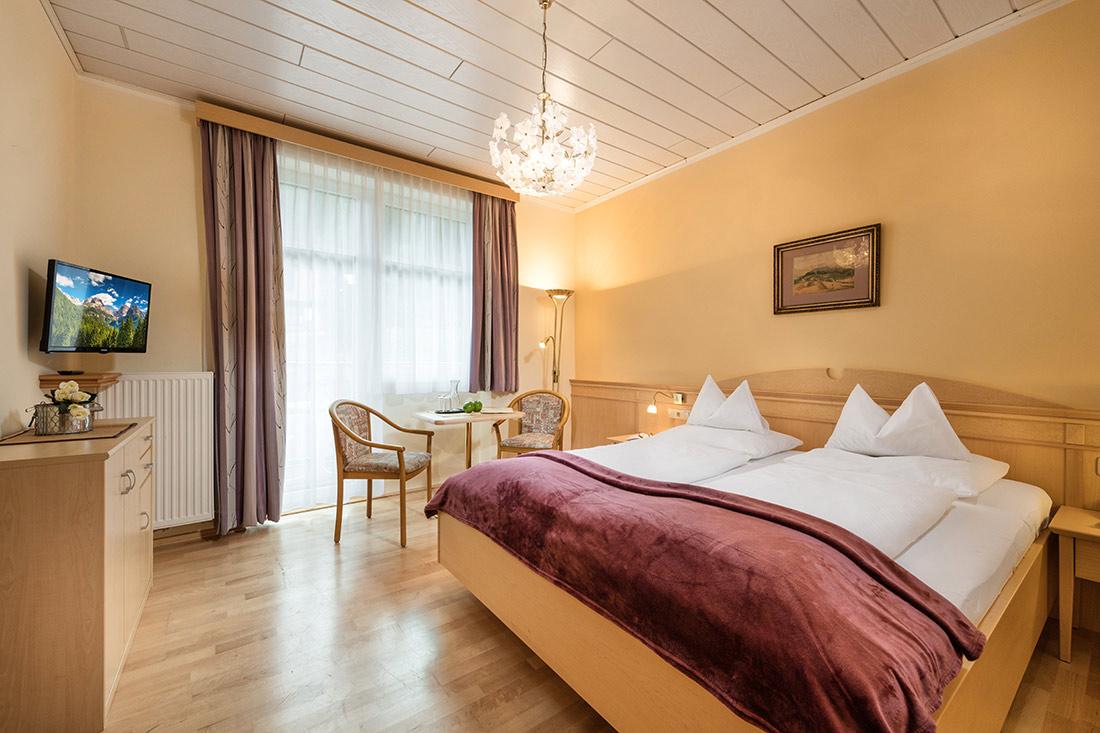 Doppelzimmer Hotel Alpenblick