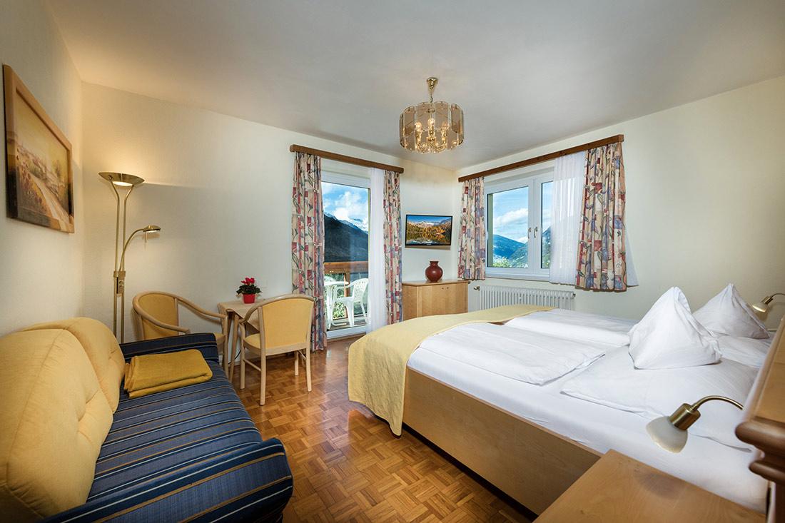 Familienzimmer Hotel Alpenblick