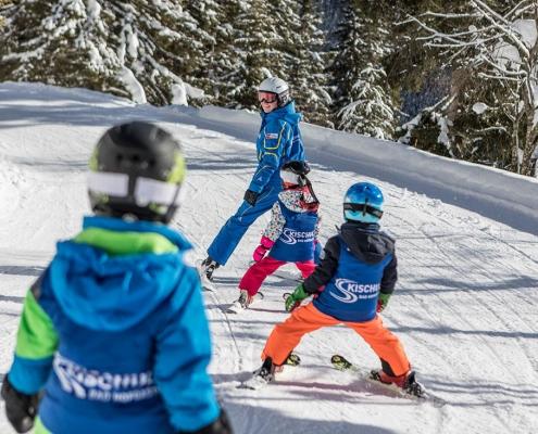 Winter in Bad Gastein Kinderskischule